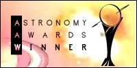 Astronomy Awards Winner